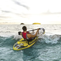 Paddle de surf gonflable Coasto Air Surf 6'