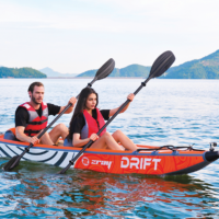 Kayak gonflable Zray Drift – 2 places