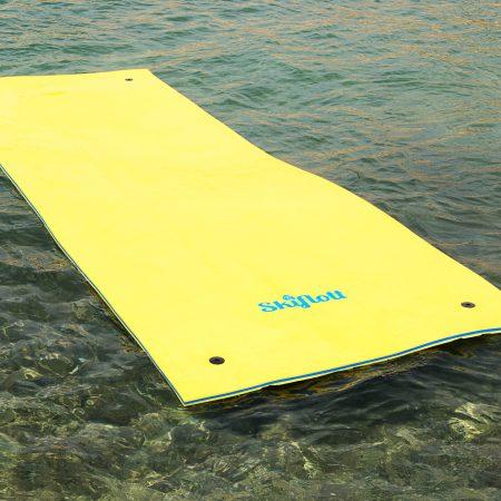 tapis flottant de france piscine